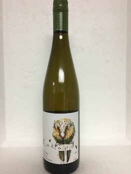 Pinot Gris - New Zealand-France-Italy: Kakapo Marlborough Pinot Gris 2016