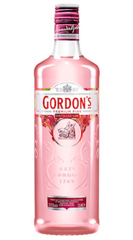 Spirits: Gordon Pink Gin 700ml