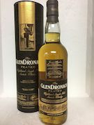 Single Malt Whisky : The Glen Dronach Peated Highland Single Malt