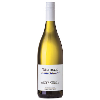 White Wine: West Brook Barrique Fermented Chardonnay 2017